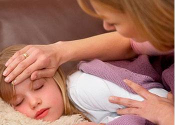 Понос у ребенка 1 год и более старших: что дать от температуры и диареи{q}
