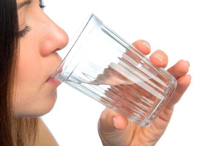 Водка с солью от поноса