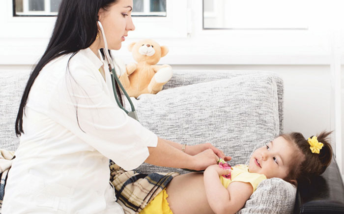 вызов врача ребенку на дом