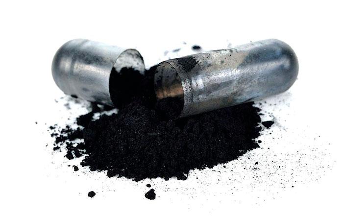 Активированный уголь в капсуле