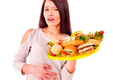 Причины диареи после еды