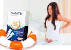 Противопоказания смекты при беременности