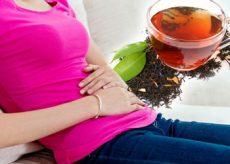 Может ли быть понос от зеленого чая?