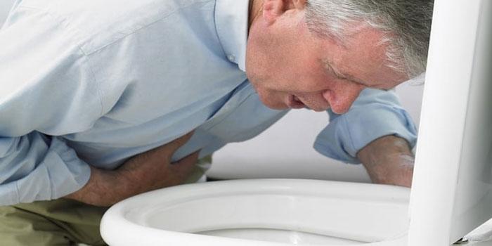 осложнение пивной диареи