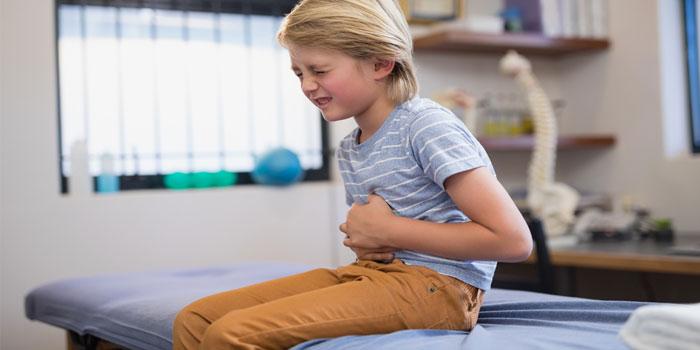 Боль в животе и понос у ребенка
