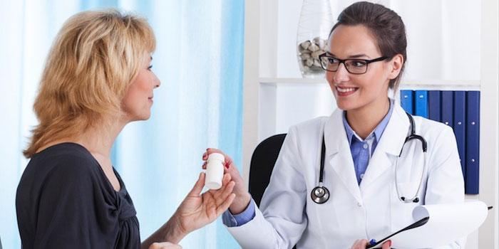 доктор и лекарства