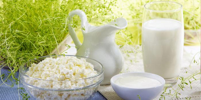 Профилактика кисломолочными продуктами