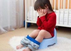 У ребенка понос со слизью без температуры