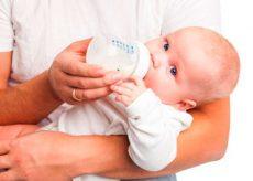 Понос у ребенка на искусственном вскармливании