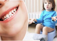 Температура и понос у ребенка при прорезывании зубов