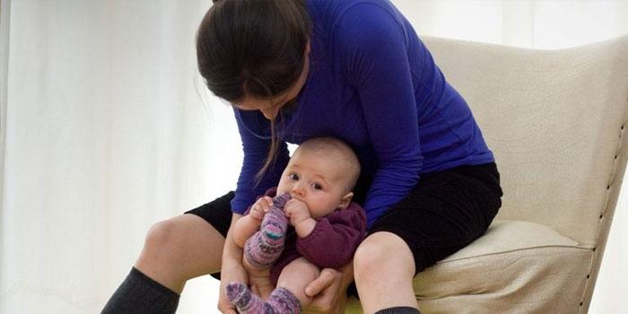 Продолжительность диареи у малыша