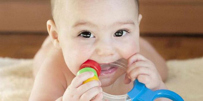 Действия на диарею на зубки