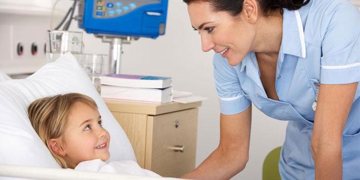 Госпитализация детей