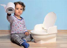 Понос белого цвета у ребенка