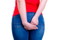Боль в заднем проходе при поносе