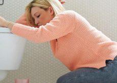 После отравления продолжается диарея
