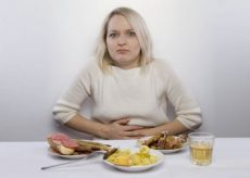 Понос после острой пищи