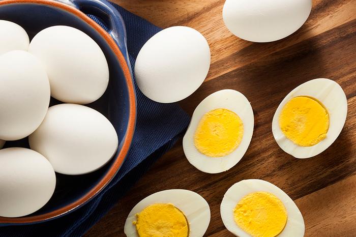 вареные яйца от поноса