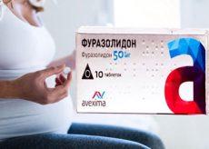 Можно ли принимать Фуразолидон при беременности
