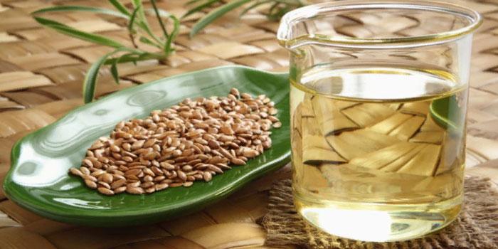 Чай из льняных семян
