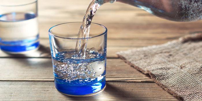Действие на организм минеральной воды