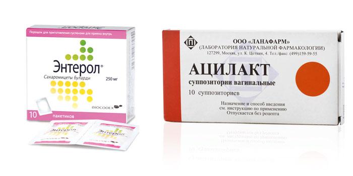 Лечение диареи при ангине