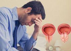 Причины развития диареи при простатите