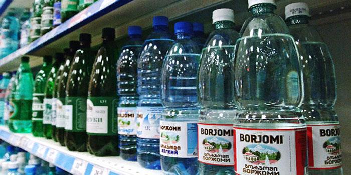 минеральная вода в аптечной сети