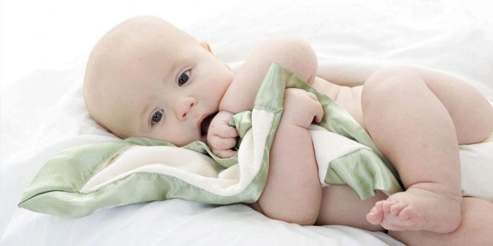 Серый синдром у новорожденных